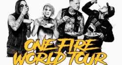 Conbichrist - One Fire World Tour