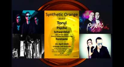 Synthetic Orange Festival 2019