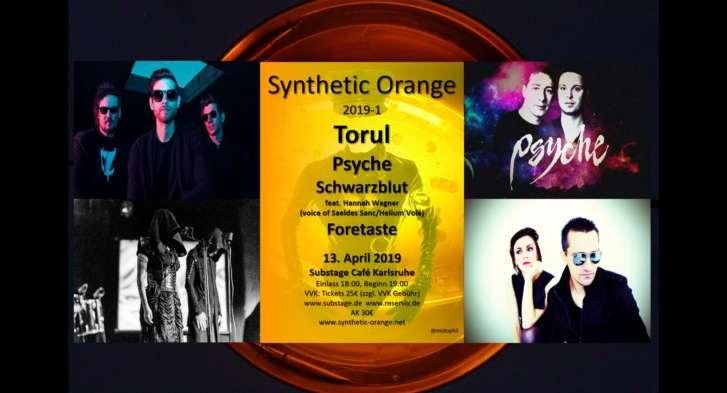 Synthetic Orange Festival 2019