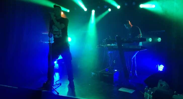 PLASTIKSTROM Release Konzert BETON GEGEN ANGST