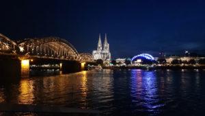 Amphi 2019 - Köln bei Nacht