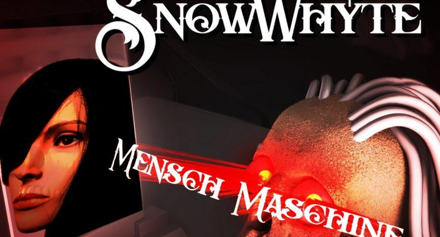 Bysmarque & SnowWhyte - Mensch Maschine
