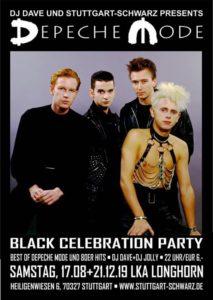 Black Celebration 2019