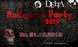 Delta Halloween Party 2019