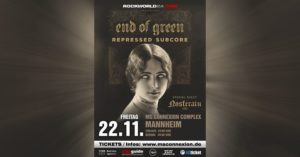 End Of Green in Mannheim