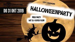 Halloweenparty LKA Stuttgart