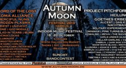 Autumn Moon 2019