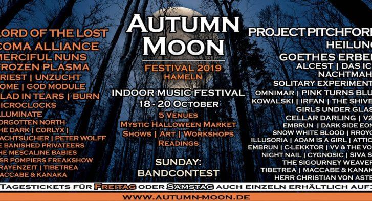 Autumn Moon 2019