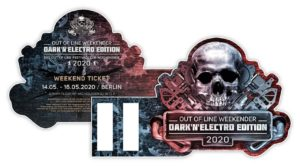 Out Of Line - Weekender 2020 Dark'n'Electro Edition