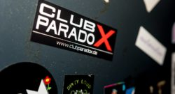 Club Paradox Sticker