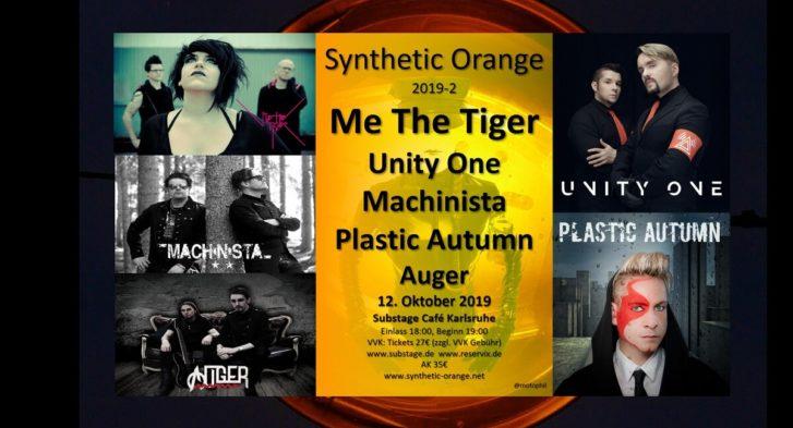 Synthetic Orange Festival 2019.2