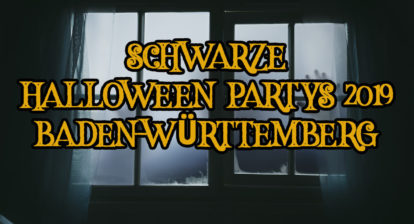 Halloween Partys 2019 in BW