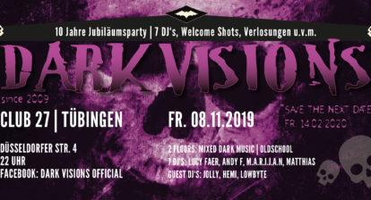 10 Jahre Dark Visions