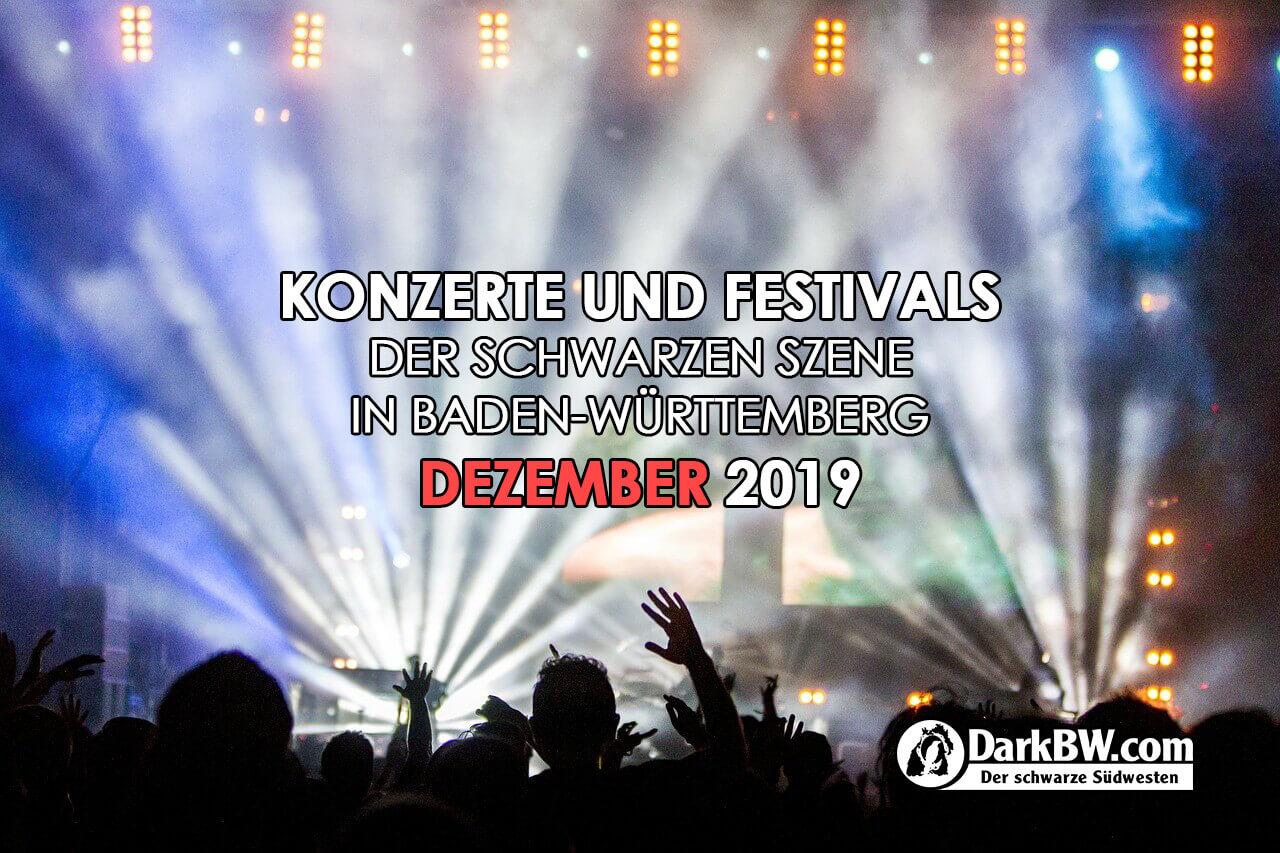Gothic Konzerte 12/19