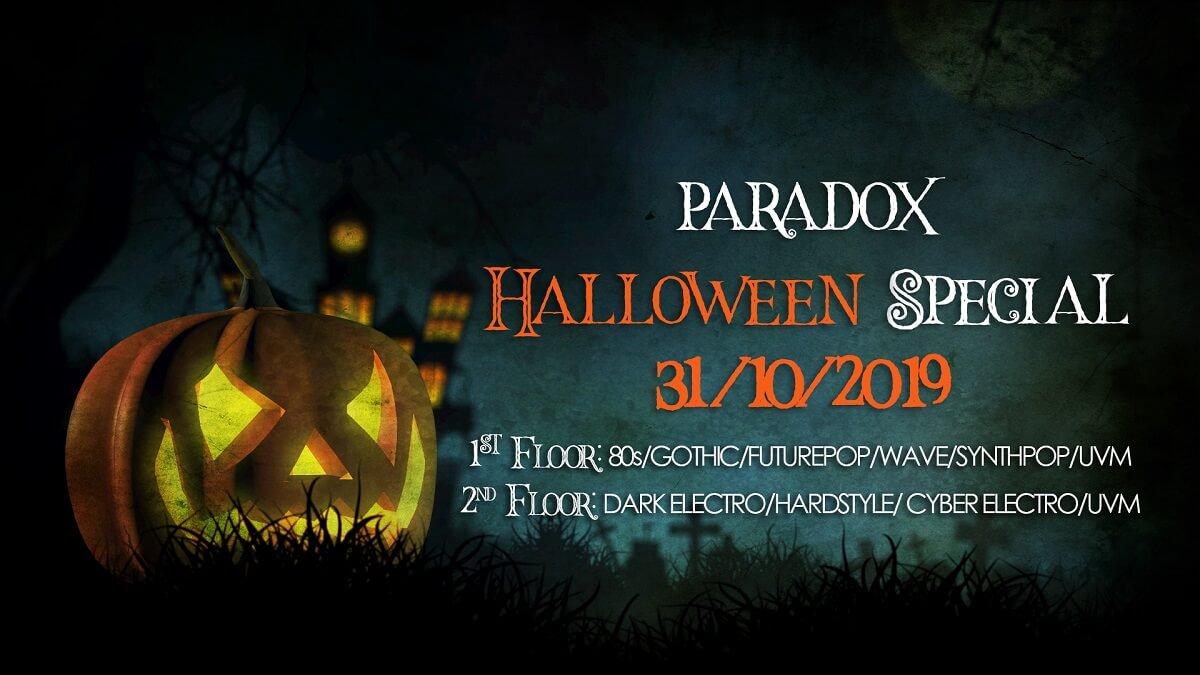 Paradox Halloween Special 2019
