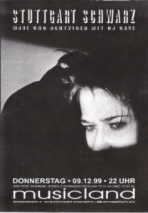 20 Jahre Stuttgart Schwarz