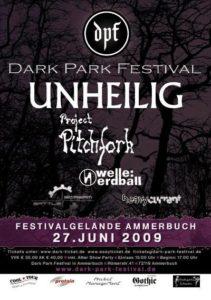 Dark Park 2009