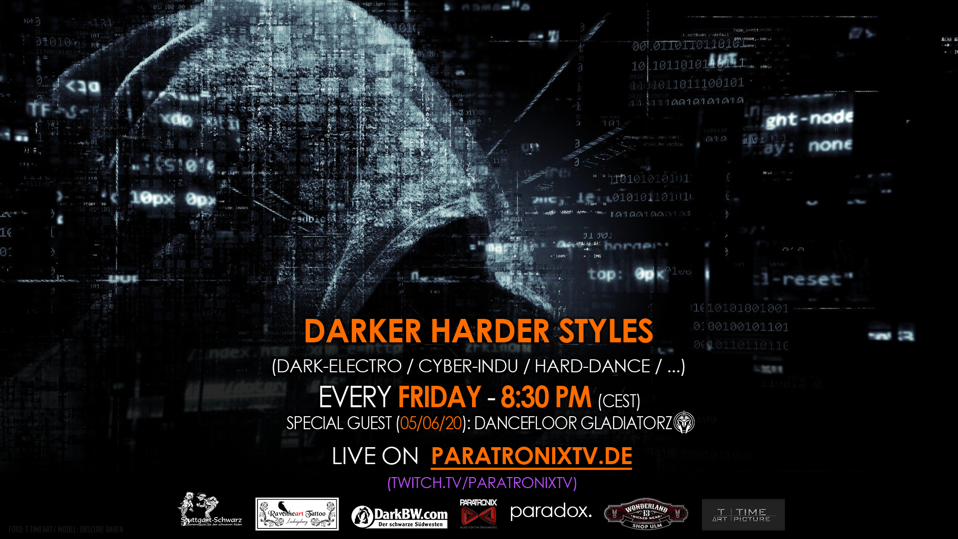 Darker Harder Styles