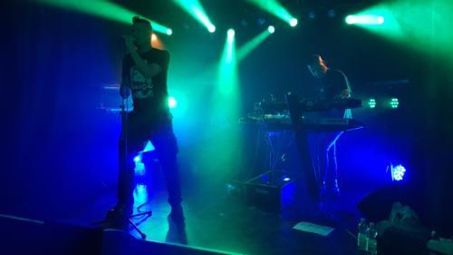 PLASTIKSTROM - Release Konzert zum neuen Album BETON GEGEN ANGST