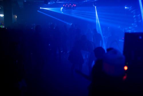 DarkBW goes clubbing #1