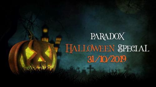 paradox. Halloween Special 31.10.2019