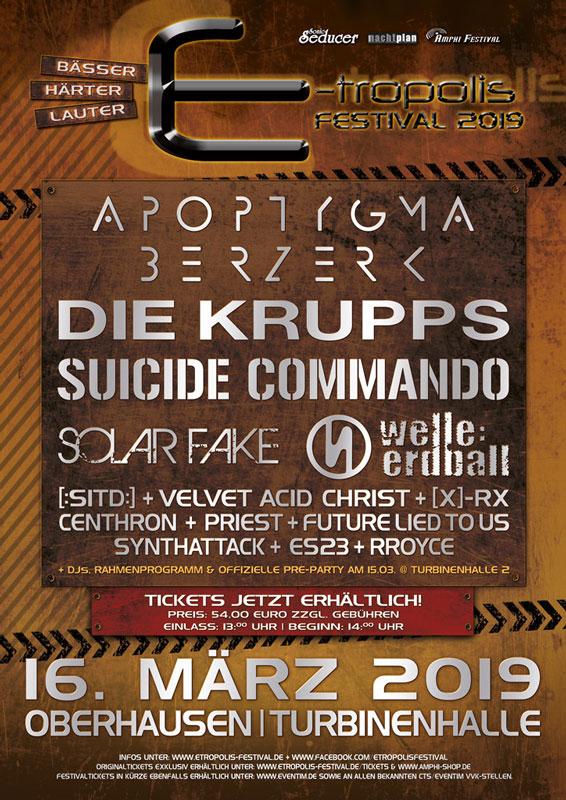 E-Tropolis Festival 2019